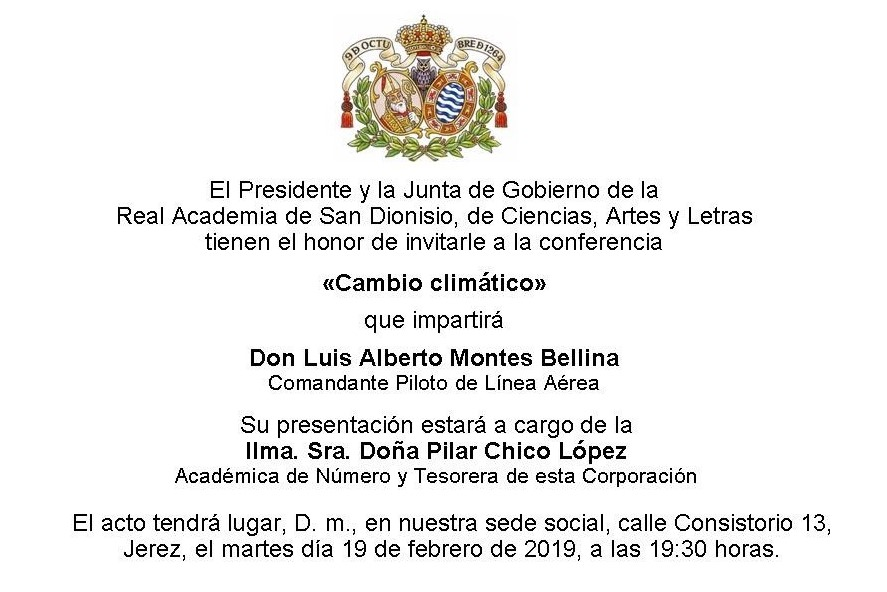 020d319f26a5 Conferencia del socio y anterior Delegado Provincial de la RLNE en Cádiz D.  Luis Alberto Montes Bellina