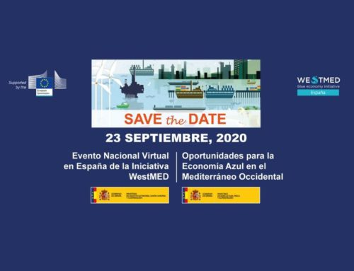 Evento nacional virtual mediterráneo occidental | Oportunidades para la Economía Azul en el Mediterráneo Occidental
